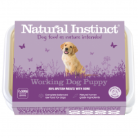 Natural Instinct Working Dog Puppy - 1kg pack