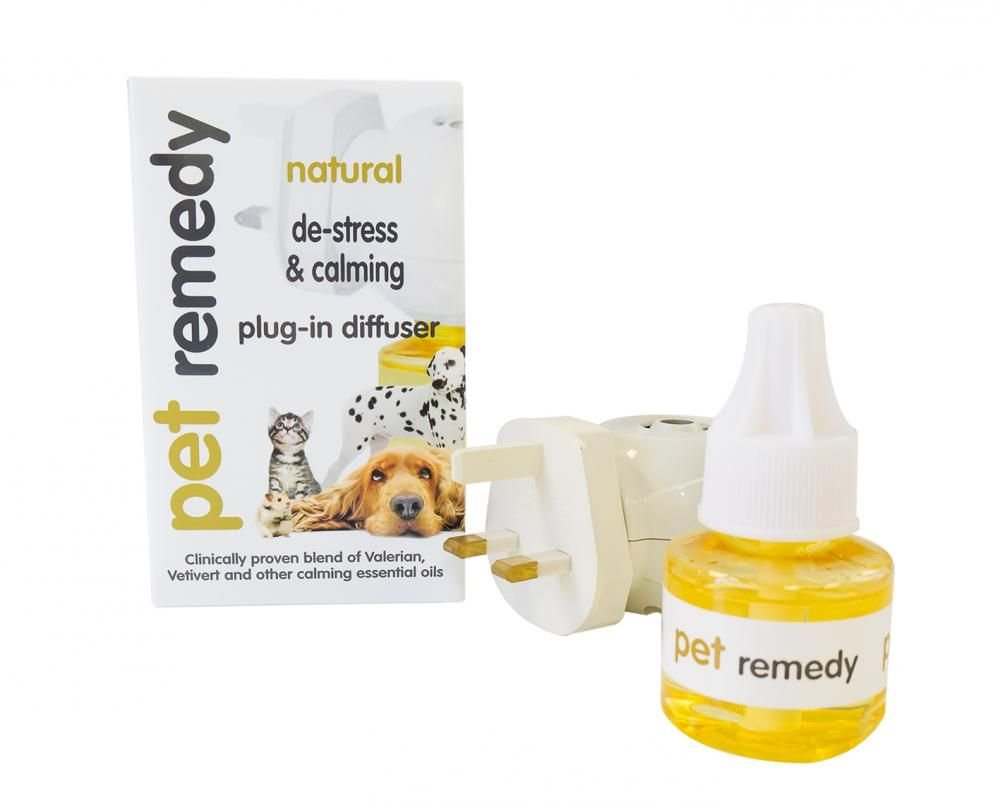 Pet Remedy Plug-in Diffuser & Oil