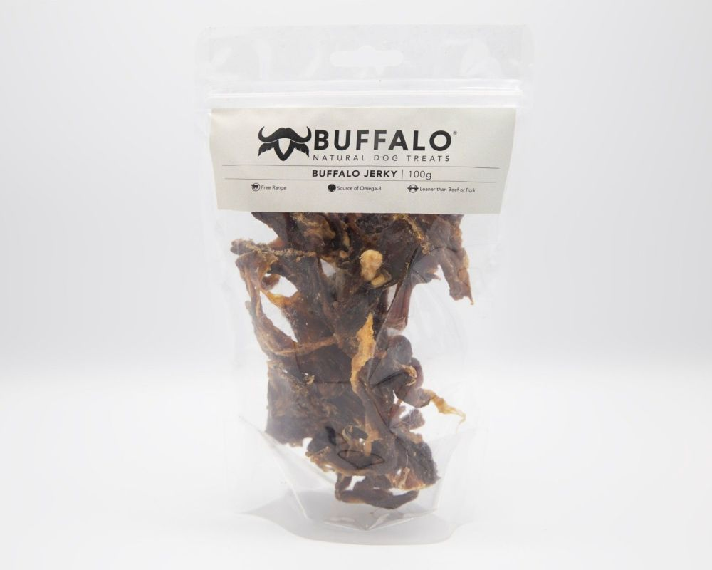 Buffalo Jerky 100g pack