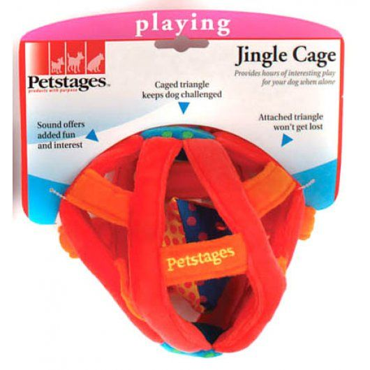 Petstages Jingle Cage