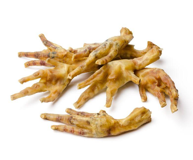 Dried Chicken Feet x 6