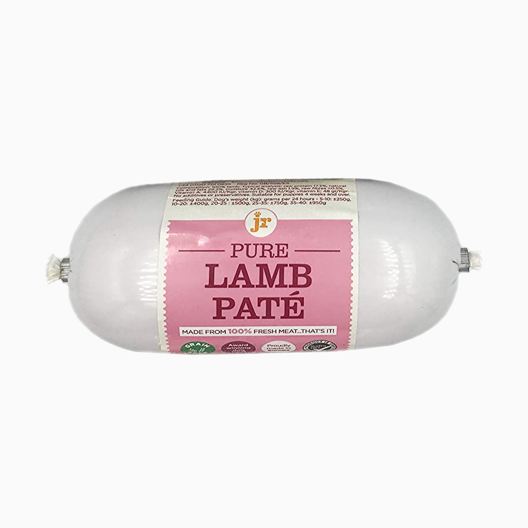 JR Pets Pure Lamb Pate - 200g   (Due in shortly)