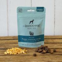 The Innocent Hound Puppy Training Treats - Lamb with Yellow Split Peas 70g pack