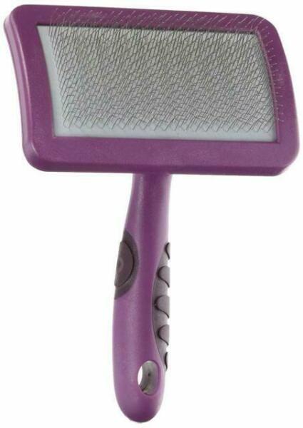Soft Protection Salon Slicker Brush - Large