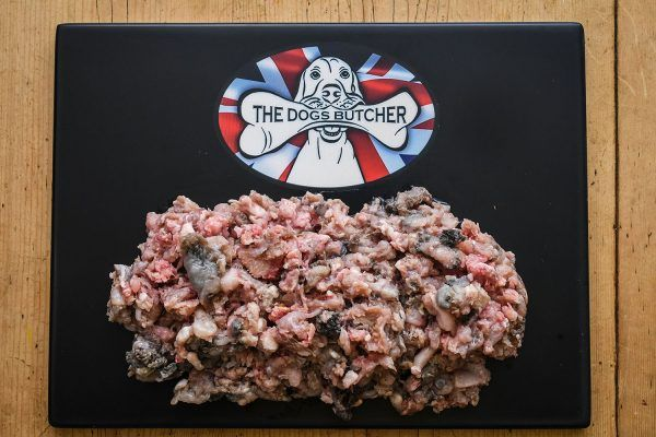 The Dogs Butcher Chicken & Tripe Mince Approx 10% Bone - 1kg    (Due in Wed
