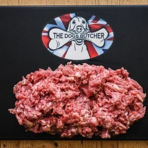 The Dogs Butcher Chicken Mince 50% Bone - 1kg