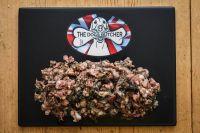 The Dogs Butcher Duck & Tripe Mince Approx 10% Bone - 1kg