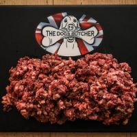 The Dogs Butcher Ox (Beef) Mince with Duck 80:10:10 - 1kg