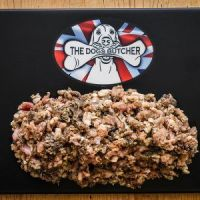 The Dogs Butcher Ox (Beef) Tripe Mince - 1kg