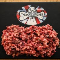 The Dogs Butcher Purely Ox Mince 80:10:10 - 1kg