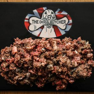 The Dogs Butcher Surf & Turf - Oily Fish, Ox & Duck Complete (no tripe) - 1