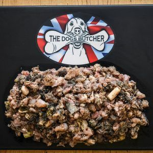 The Dogs Butcher Tripe & Oily Fish Mince - 1kg   (Due in Wednesday 14 April