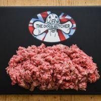 The Dogs Butcher Turkey Mince 50% Bone - 1kg