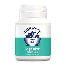 Digestive Tablets for Cats & Dogs - 100g tablets