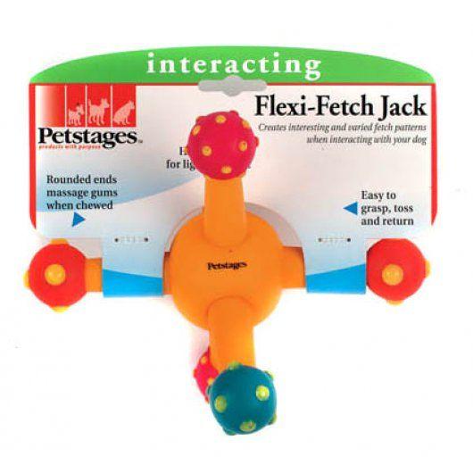 Petstages Flexi Fetch Jack