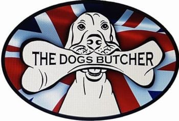 The Dogs Butcher Beef, Ox Tripe & Salmon 80:10:10 - 1kg