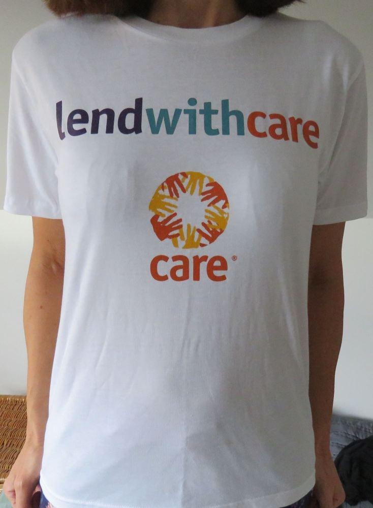 Lendwithcare T-shirt