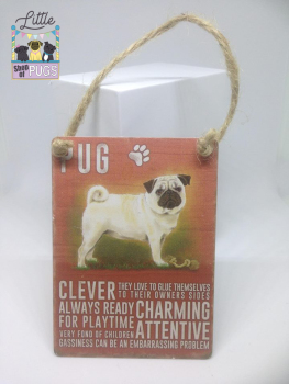 Small Metal hanging sign