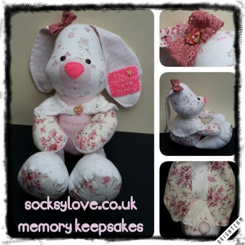 Bunny Keepsake