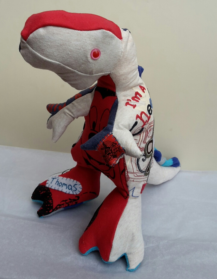 Tony the T-Rex Keepsake