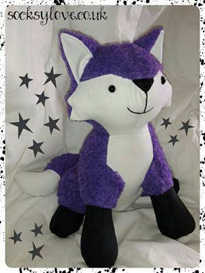 Fox Keepsake