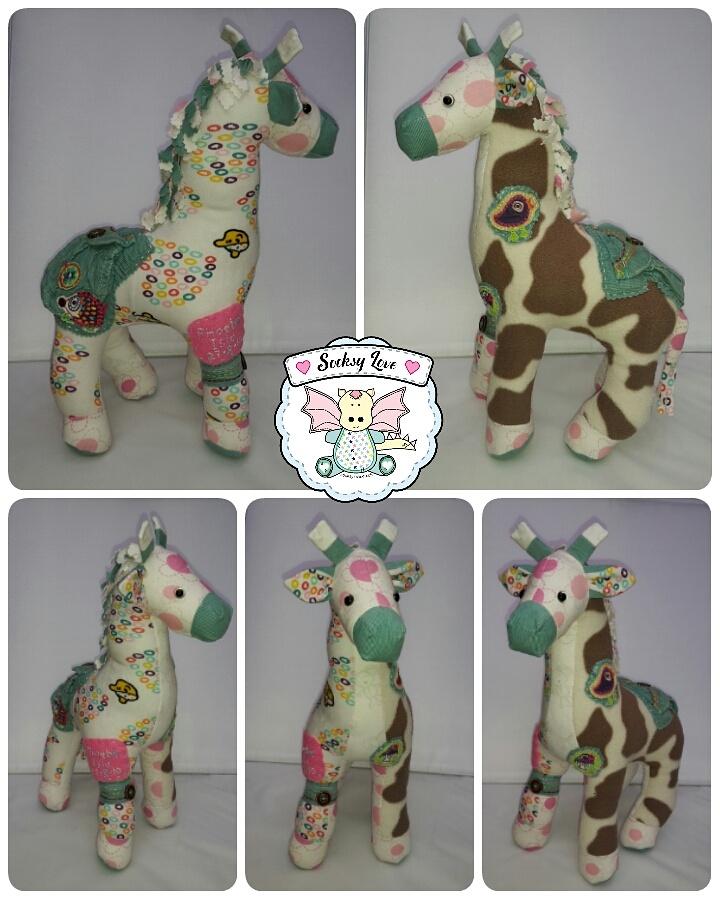 Giraffe Keepsake