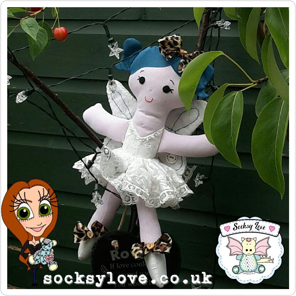 Sugarplum Fairy Keepsake