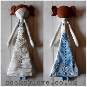 Deluxe Doll Keepsake