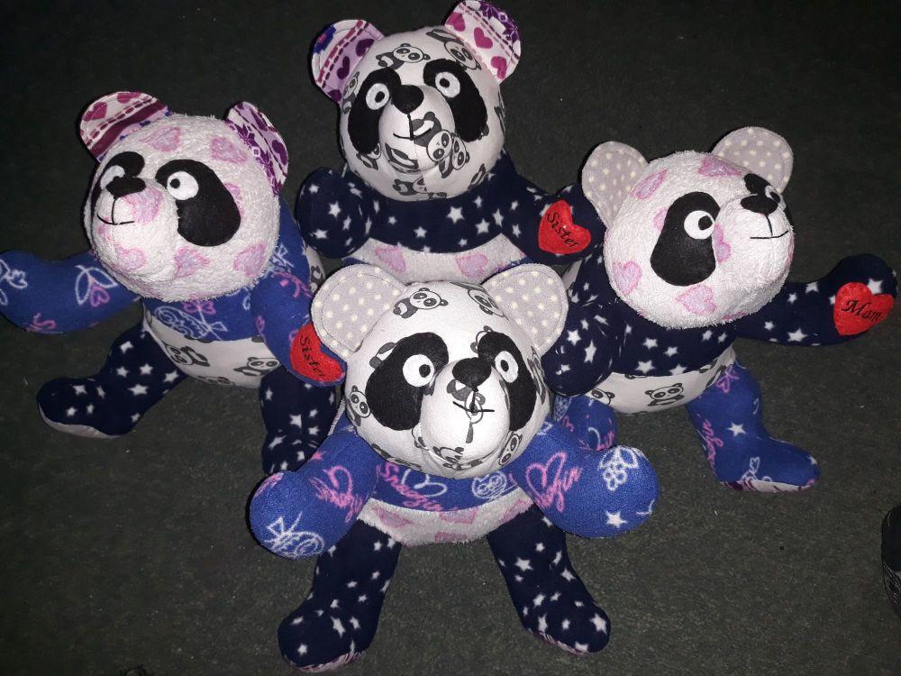 Panda Keepsake