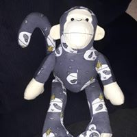 Monkey Keepsake