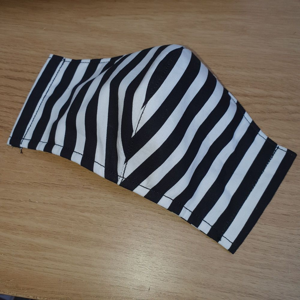 Ninja Style Face Mask - Stripe (Adult)