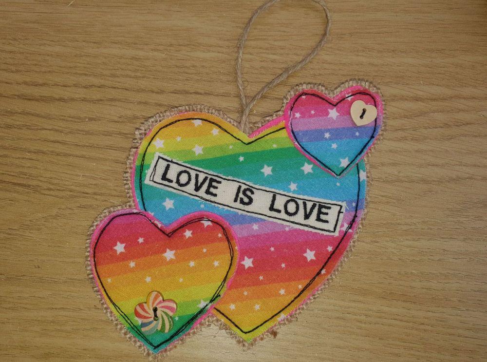 Love is Love Heart