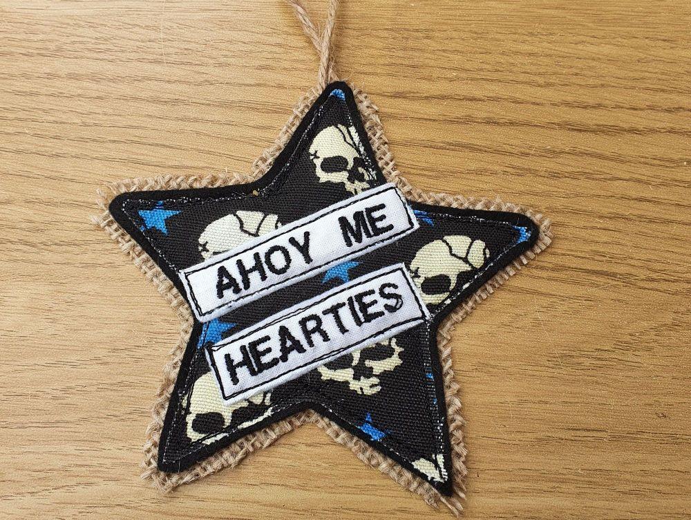 Ahoy Me Hearties Star