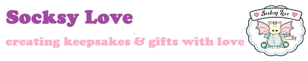 Socksy Love, site logo.