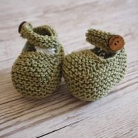 Olive MJ Booties