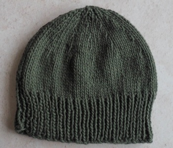 Camber beanie in bottle green