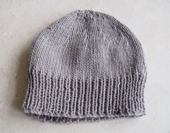 Camber beanie in grey