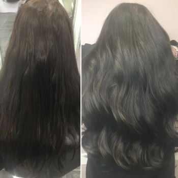 2 Method Hair Extensions course (monday 22nd april  LEICESTER)