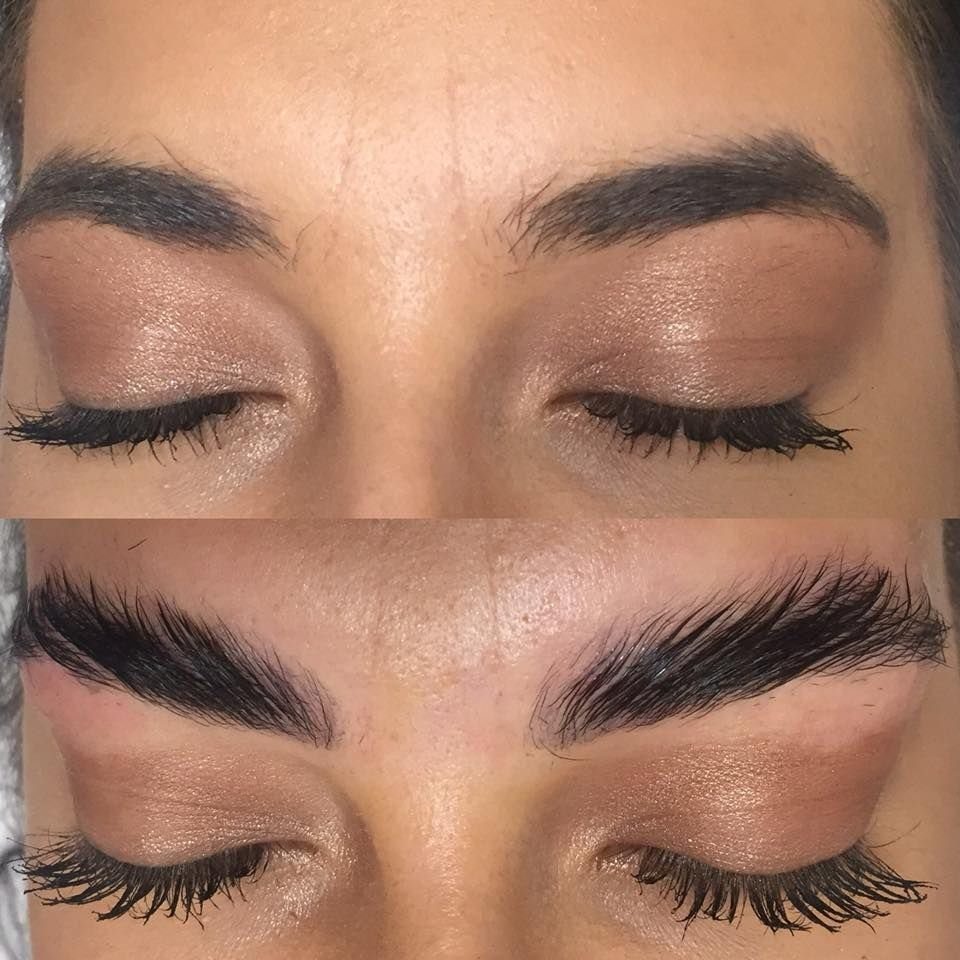 Brow Lamination (Training only)