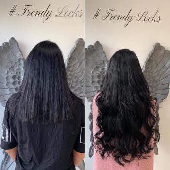 2 method hair extension course (Monday 10th August 2020) (leicester)