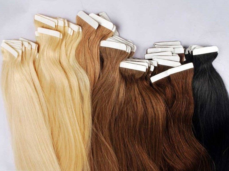 Tape hair Extensions -online