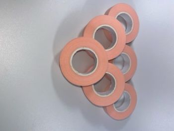 Pink Micropore Tape