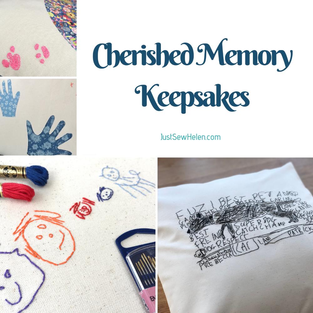 <!--002-->Cherished Memory Keepsakes
