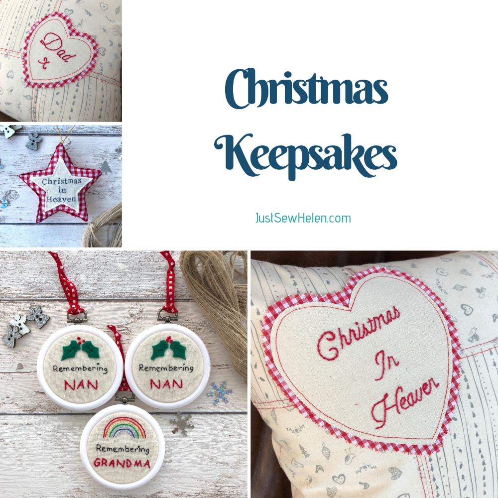 <!--008-->Christmas Keepsakes