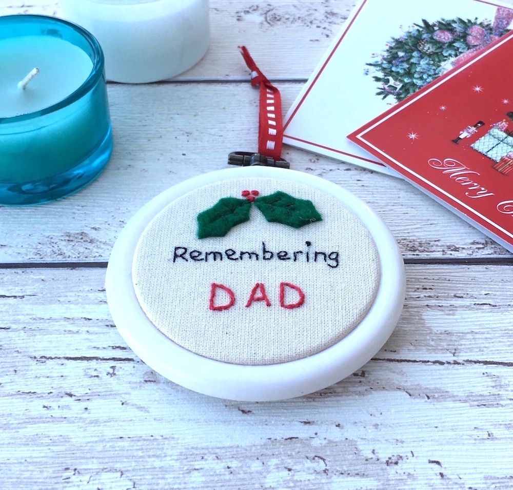 Remembering Dad at Christmas