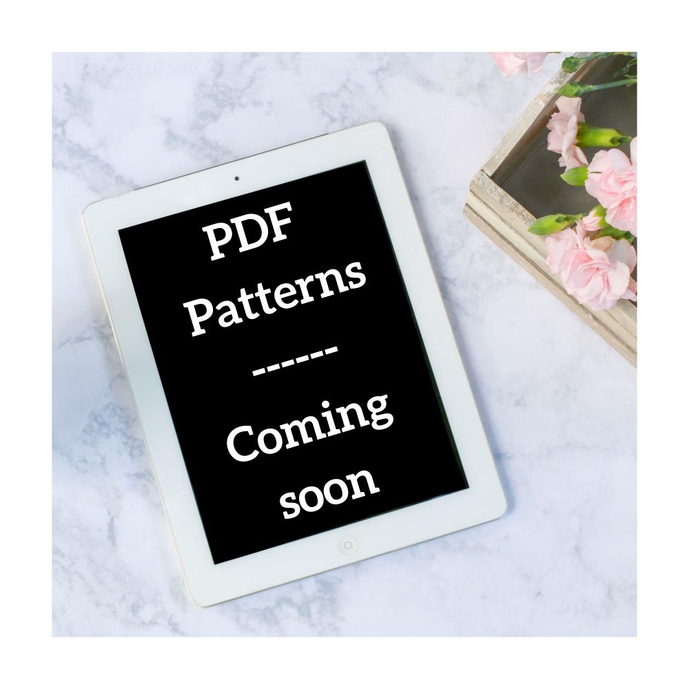 PDF patterns Coming Soon