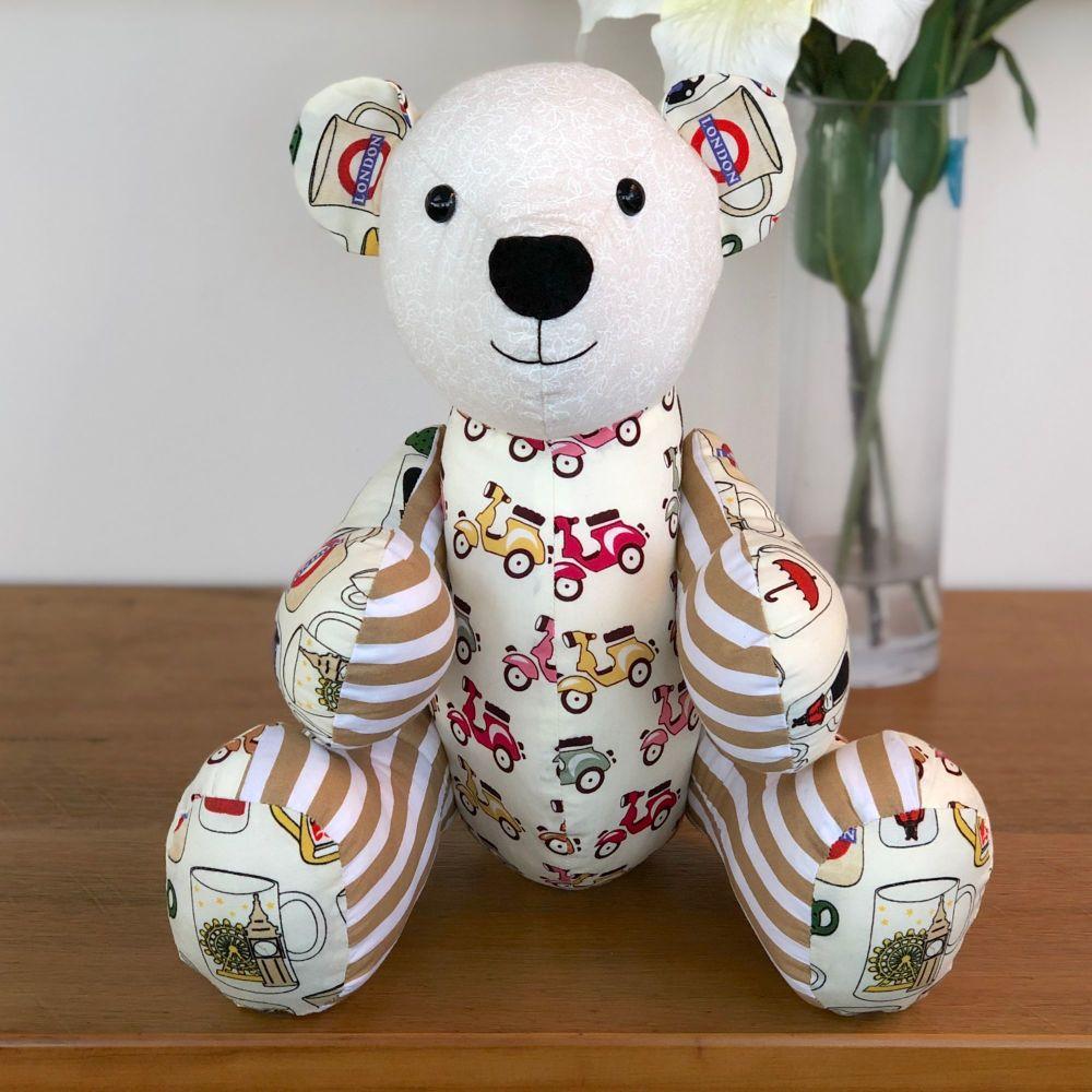 <!--002-->Memory Bear - Signature Bear