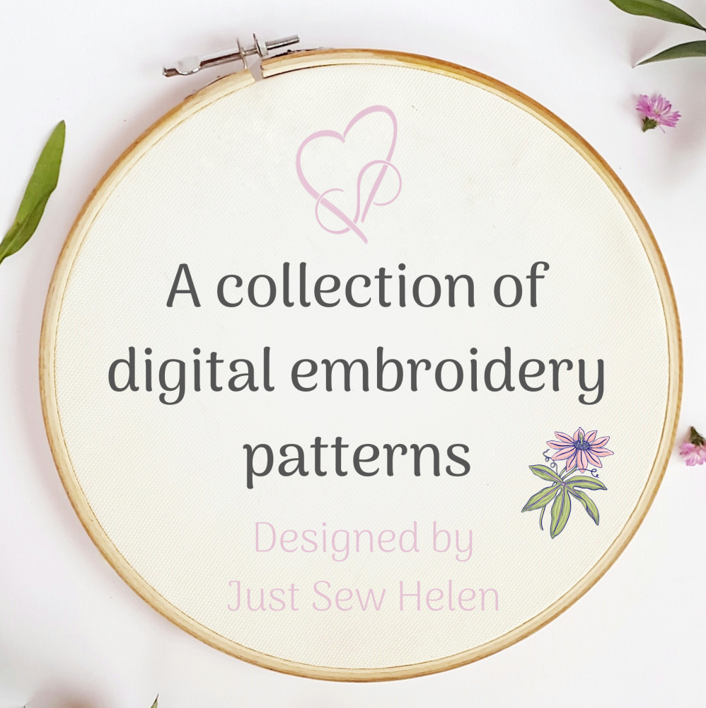 Digital embroidery patterns
