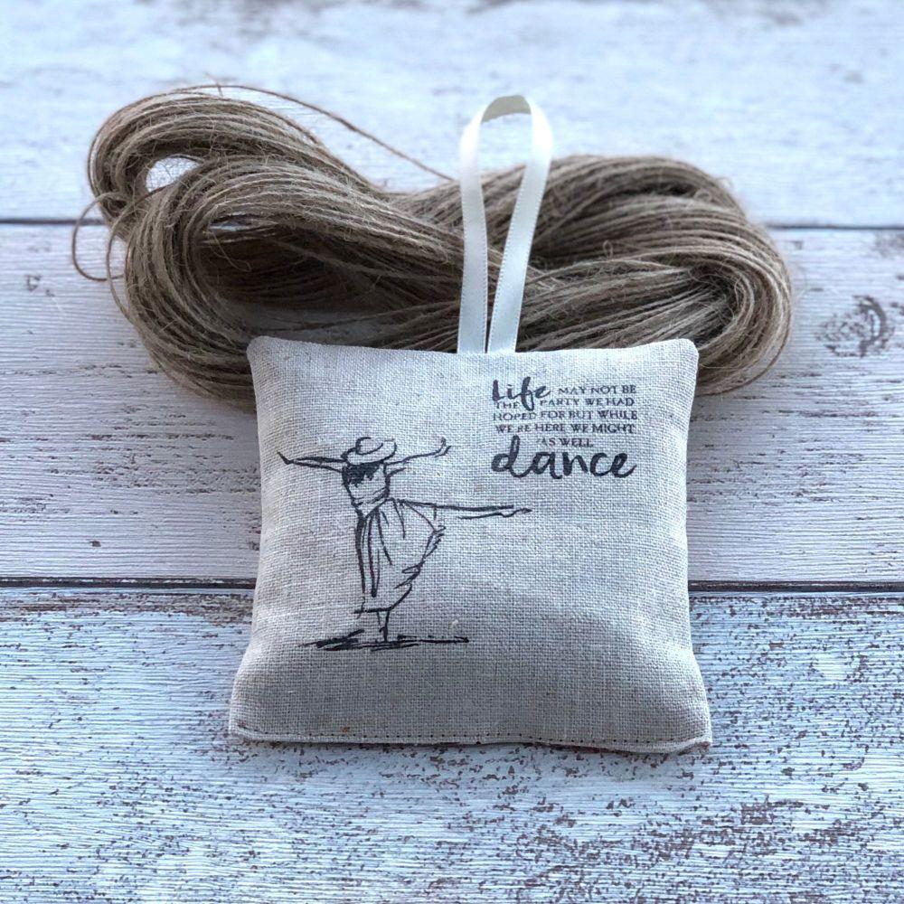 Dance Lavender Pouch