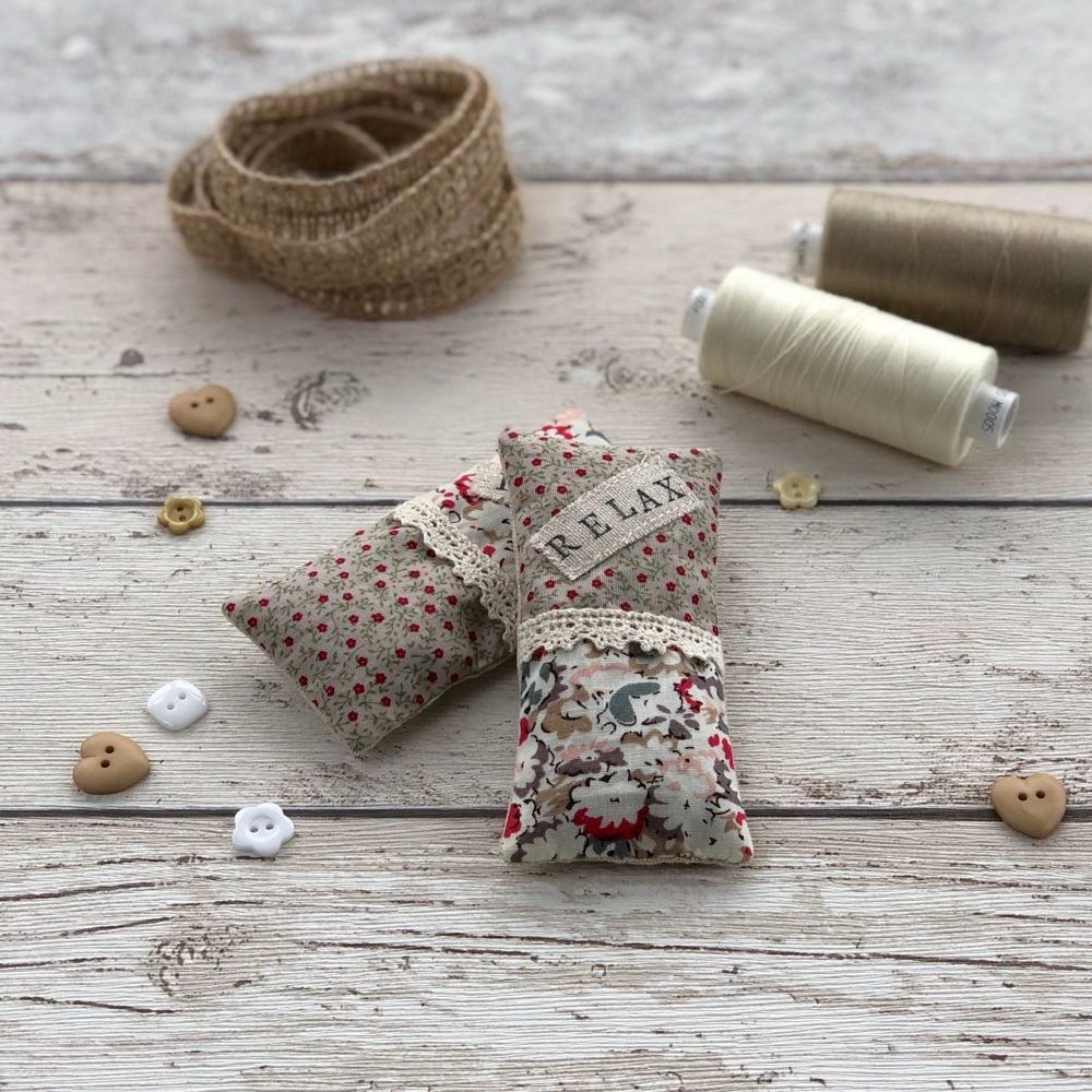 Relax Lavender Pouch